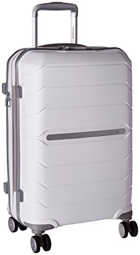 Samsonite Freeform Hardside Spinner 21, White by Samsonite