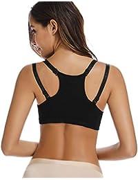 c2021fa3f Posture Corrector Shapewear for Women Compression Bra Chest Brace Up  Support Tops Vest Shaper
