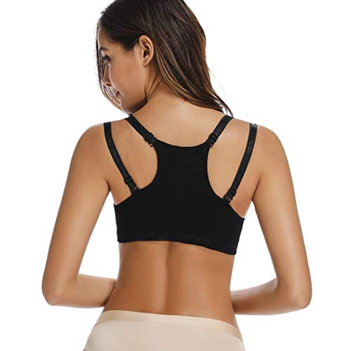 Posture Corrector Shapewear for Women Compression Bra Chest Brace Up Support Tops Vest Shaper