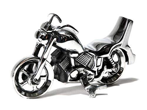 Moto Em Alumínio Sarquis Samara Prata