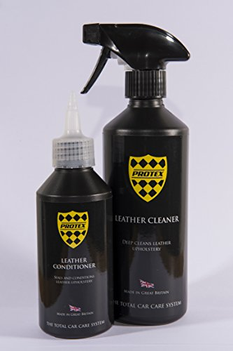 Protex World Leather Cleaner & Conditioner