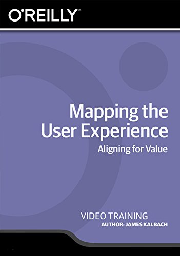 Mapping the User Experience [Online Code] by Infiniteskills