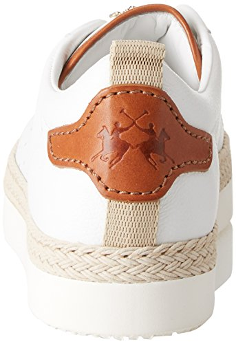 Bianco Martina La Cassetta Sneaker Donna wAIBTqz7B