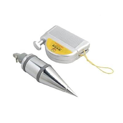 Apeak Line Magnetic Plumb Bob Setter Leveling Test Device 3 Meters