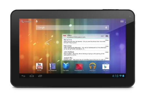 Ematic XL Multi-Touch Genesis Prime 10-inch Android 4.1 Jell