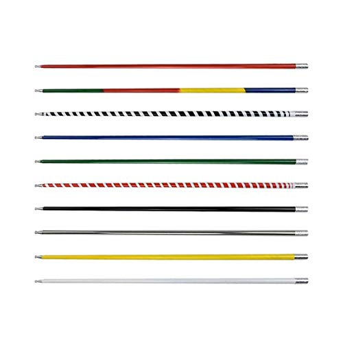 Black, 1.1M SoftWolf Professional Magic Wand Props,Telescopic Props for Magician//Martial Arts Stage Performances