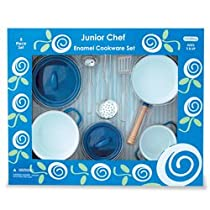 Junior Chef Enamel Cookware