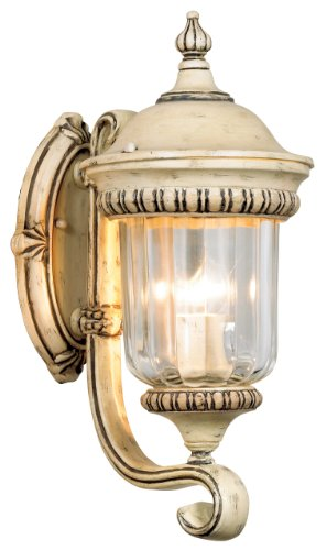 Eurofase 12905-010 Oakville 1-Light Small Wall Sconce,Taupe