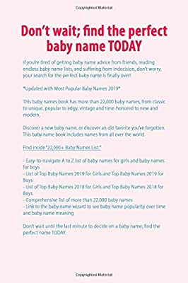 Baby Names: Baby Names List with 22,000+ Baby Names for