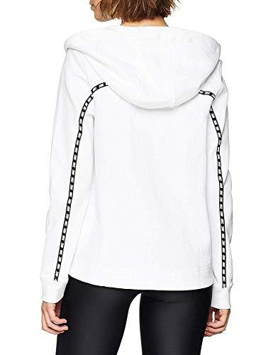 Optc Nsw Chaqueta white Mujer Nike Blanco black Fz Hoodie W SpqwxEH