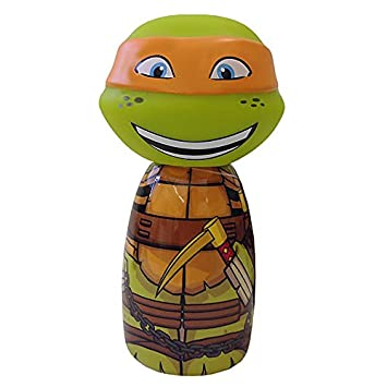 Amazon.com : Ninja Turtles Mini Body Wash 3.3 Oz. : Beauty