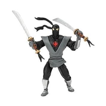 PlayMates Figura de acción del soldado de las Tortugas Ninja ...