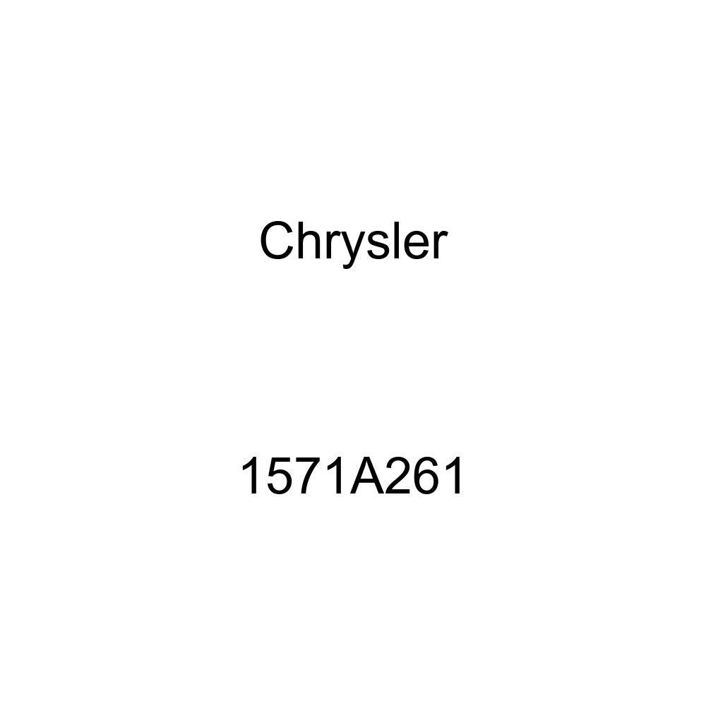 Genuine Chrysler 1571A261 Exhaust Muffler