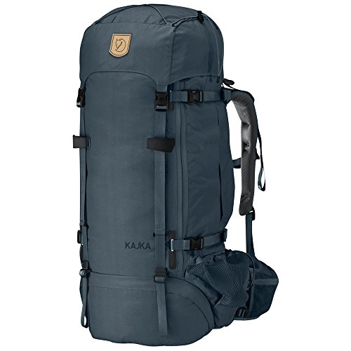 Fjallraven Kajka 100L Backpack, Graphite