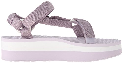 Teva Damen Flatform Universal Sandale Marlene Orchidee