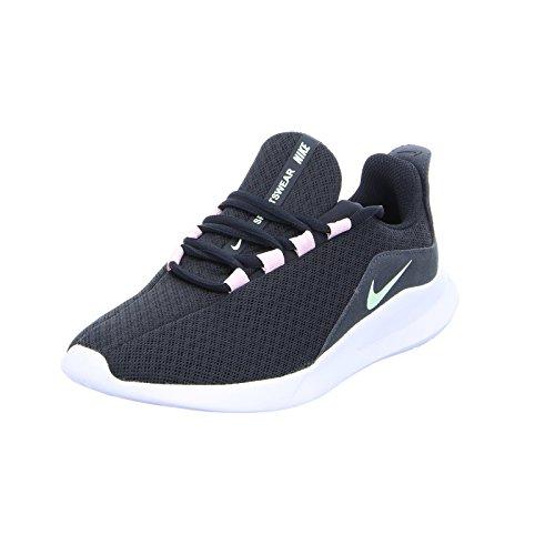 Nike Women's Viale Running Shoes (7 B(M) US, Black/Barely Volt/Storm - Pink Shoes Running Nike Women