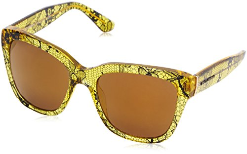 Gabbana Gafas Yellow Black Dolce Sol amp; Unisex Adulto de a5fxTwq