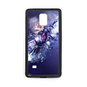 League of Legends Ezreal Samsung Galaxy Note 4 Cell Phone Case Black GTF6329691325181
