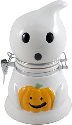 Boston Warehouse Happy Hauntings Hinged Storage Jar -