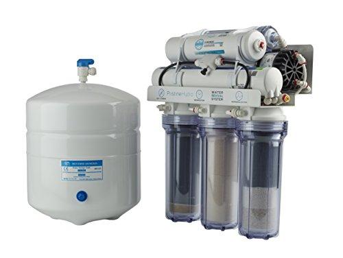 Pristinehydro Under Counter Alkaline Water Filter System