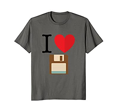 Parliament Shirts: I Heart Hard Disks T Shirt by Parliament Shirts