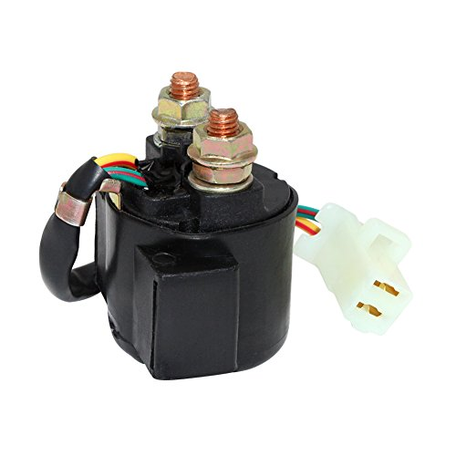 Road Passion Starter Solenoid Relay for YAMAHA WARRIOR 350 YFM350 1987-2004 WOLVERINE 350 YFM350 1996-2005 ATV (Aftermarket Solenoids Motorcycle)