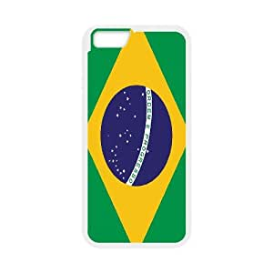Cases for IPhone 6, Brazil Cases for IPhone 6, Haygen White