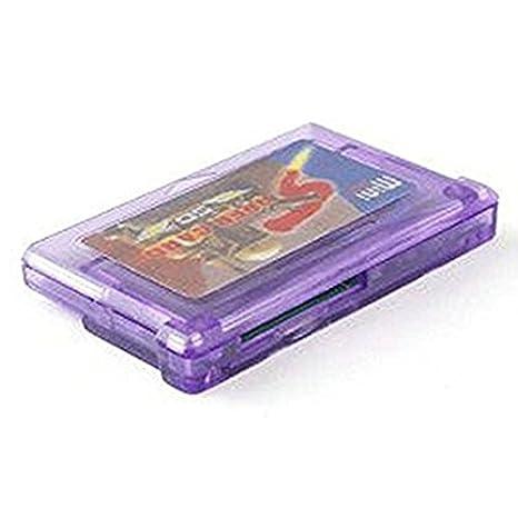 LanLan - Tarjeta Micro SD para GBA SP GBM IDS NDS NDSL, adaptador ...