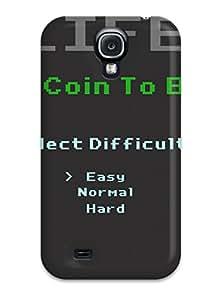Excellent Design Unknown Phone Case For Galaxy S4 Premium Tpu Case