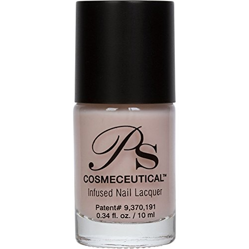 PS Polish All Natural Nail Polish, NUDE COLLECTION Non-Toxic Professional Grade Nail Art and Polish Nail Lacquer, Beige Nail Polishes for Manicure, Pedicure, Hands, Feet - MSRP $14.99 ... (Barely There) (Tone Skin Polish Nail)