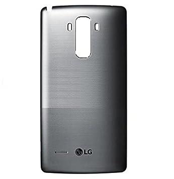Carcasa Trasera LG G4 Stylus (H635). Negro: Amazon.es ...