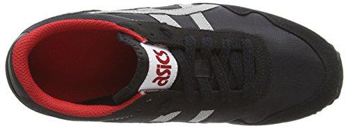 Asics Sumiyaka Gs - Zapatilla baja Unisex niños Negro (Black/Soft Grey 9010)