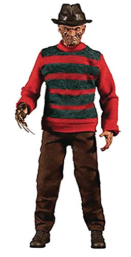 Mezco One:12 Collective: A Nightmare on Elm Street: Freddy Krueger Action Figure