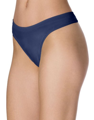 Barely There Microfiber Thong - 1
