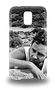 Hot Galaxy 3D PC Case Cover Protector For Galaxy S5 Russell Crowe New Zealand Male Rusty Gladiator ( Custom Picture iPhone 6, iPhone 6 PLUS, iPhone 5, iPhone 5S, iPhone 5C, iPhone 4, iPhone 4S,Galaxy S6,Galaxy S5,Galaxy S4,Galaxy S3,Note 3,iPad Mini-Mini 2,iPad Air )