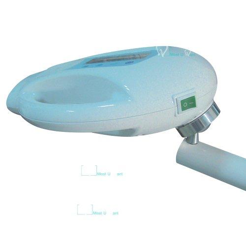COXO® C-BRIGHT-I Dental Handheld LED Teeth Whitening Bleaching Light Accelerator Lamp 6000mw/cm2 6pcs LED by COXO (Image #4)