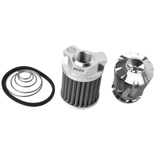 Arlen Ness 03-460 Chrome Re-Usable Oil Filter