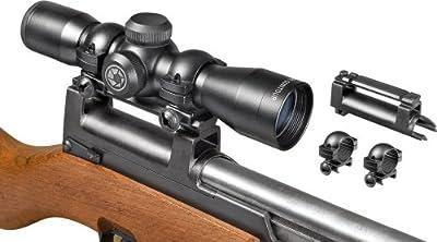 BARSKA 4x32 Compact Contour Riflescope from Barska