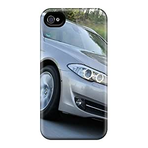 Protective Tpu Cases With Fashion Design For Iphone 4/4s (bmw 5 Series Touring 2011)