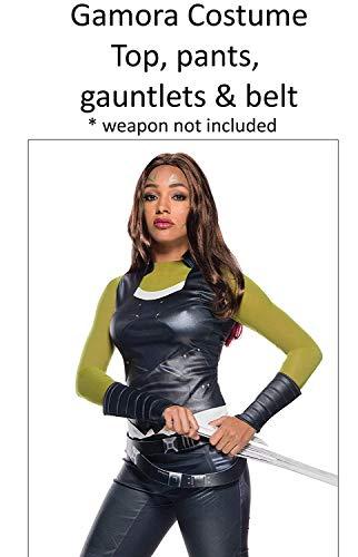 Rubie's Women's Marvel: Avengers Endgame Deluxe Gamora Costume, As Shown, Medium - http://coolthings.us