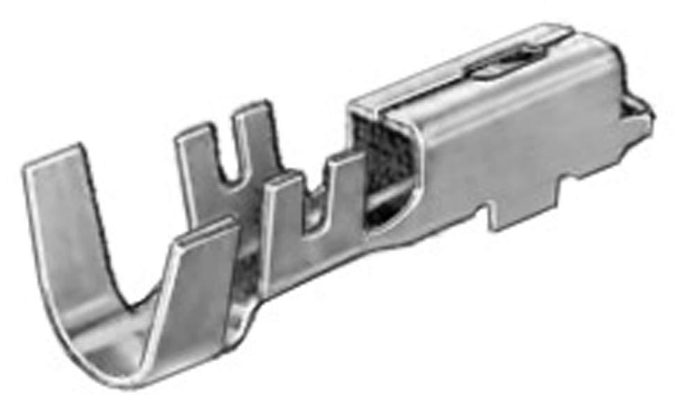 15 GM Metri-Pack 280 Series Tangless Terminals 14-12 Ga