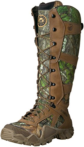 Irish Setter Women's Vaprtrek 1821 Knee High Boot, Mossy Oak Obsession Camouflage, 8 B US