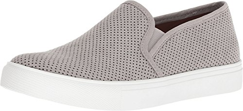 Steve Madden Women's Zarayy Light Grey 8 M US by Steve Madden