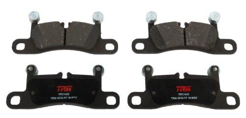 TRW TPC1453 Premium Ceramic Rear Disc Brake Pad Set