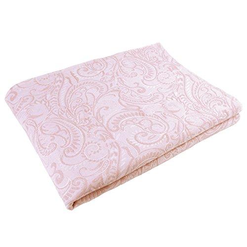 Stylemaster Provence Twin Matelasse Bedspread, Blush