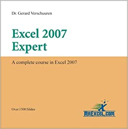 COURS EXCEL 2007 COMPLETE EBOOK