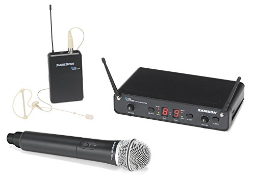 Samson Concert 288 Pro Combo Dual-Channel Wireless System (Channel H)