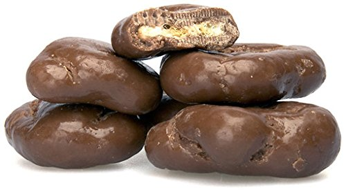 - Milk Chocolate Covered Banana Chips (1 Pound Bag)