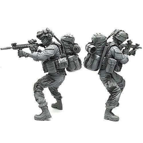 ミリタリーモデル 1/35 現在 米軍特殊部隊 サボテール ミッションバックパック