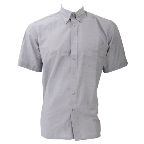 Dickies Short Sleeve Cotton/Polyester Oxford Shirt / Mens Sh